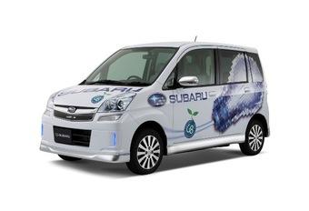Subaru lanceert elektrische auto #1