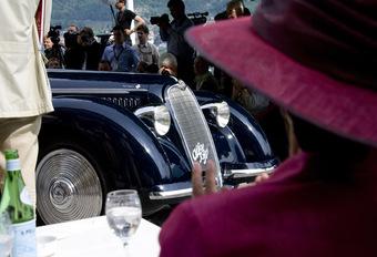 Alfa et Aston lauréats à la Villa d'Este #1