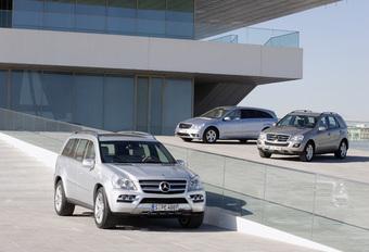 BlueTEC-SUV's van Mercedes naar Europa #1