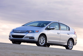 De Honda Insight best verkochte model in Japan #1