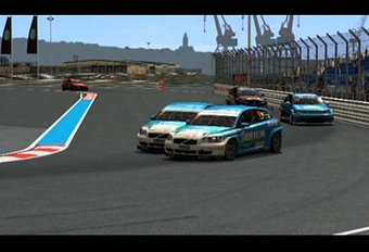 Virtueel racen met Volvo #1