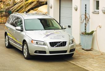 Volvo plug-inhybrides tegen 2012 #1