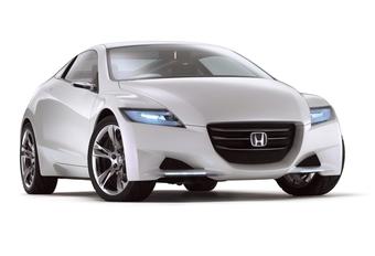 Twee nieuwe Honda hybrides in 2010 #1