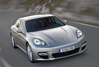 Porsche Panamera bekroond op de VDI Awards  #1