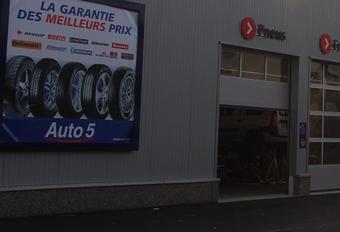 Succès de l'omnium pneu Auto5 #1