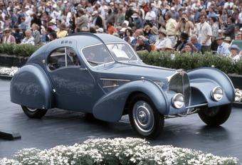 20 miljoen euro voor Bugatti 57SC Atlantic #1