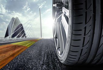 Bridgestone Potenza S001 #1