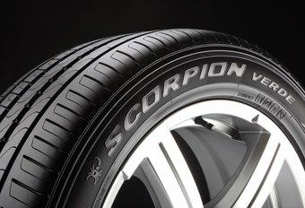 Pirelli Scorpion Verde #1