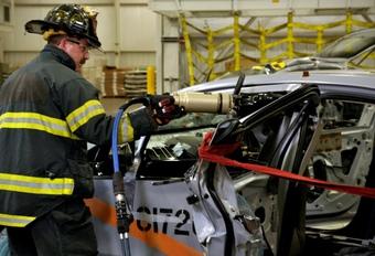 Formation en sécurité pour la Chevrolet Volt #1
