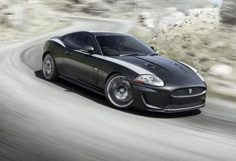 Jaguar XKR 75 #1