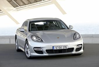 Porsche Panamera Turbo Powerkit #1