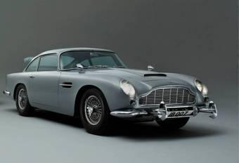 Aston Martin DB5 James Bond #1