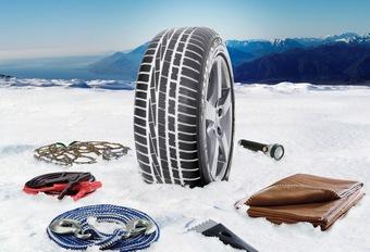 Ne pas négliger les pneus hiver #1