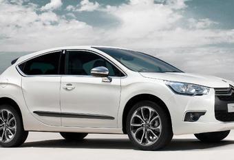Citroën DS4 Plus belle voiture de l'année #1