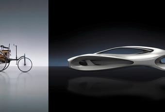 125 jaar patent Karl Benz #1