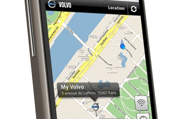 Application Volvo de surveillance #1