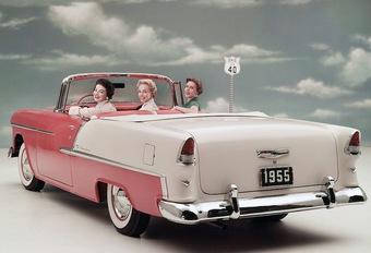 Chevrolet blaast honderd kaarsjes uit #1