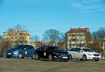 Gezinswagens van het jaar 2012 #1