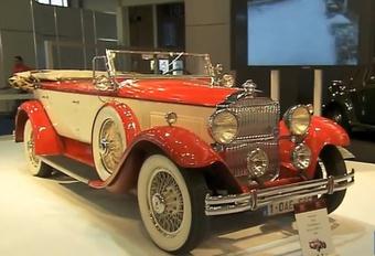 110 jaar automobiel #1