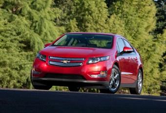 Sterkere batterij voor Chevrolet Volt #1