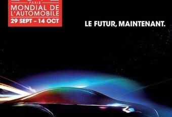 Autosalon van Parijs #1