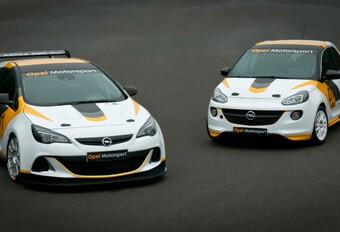 Opel revient à la compétition #1