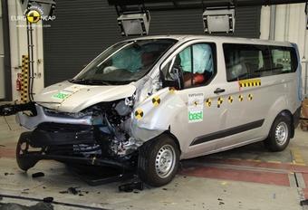 EuroNCAP test busjes #1