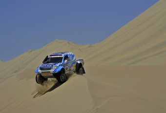 Dakar - Team Overdrive #1