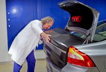 Volvo teste le supercapaciteur #1
