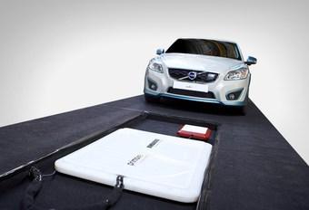 Volvo satisfait de la charge par induction #1