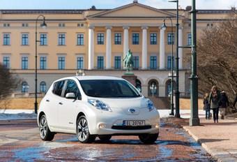 Les voitures électriques au top en Norvège #1