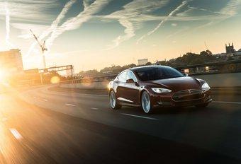 Prijsdaling voor Tesla Model S #1