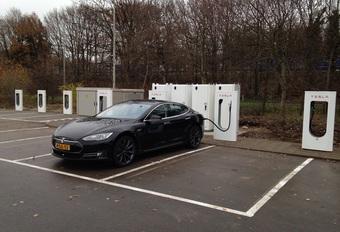 Tesla-Superchargers in Nederland #1