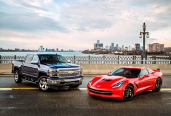 Chevrolet twee keer Auto van het Jaar in VS #1