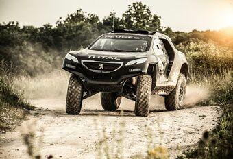 Peugeot 2008 DKR #1