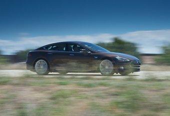 Geen kilometerbeperking meer op garantie Tesla Model S #1