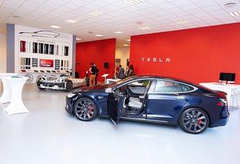 Derde Belgische Tesla-vestiging in Antwerpen #1
