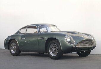 100 ans d'Aston Martin à Autoworld #1
