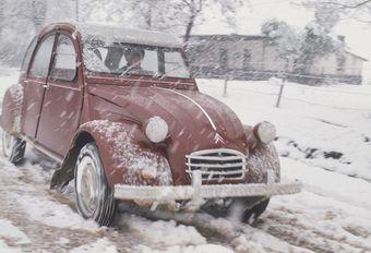 Tien onwaarschijnlijke wintersportauto's #1