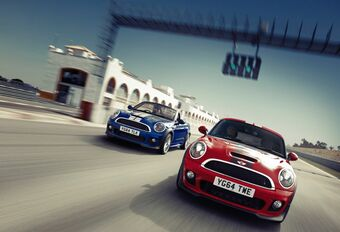 Mini Coupé en Roadster op pensioen gestuurd #1