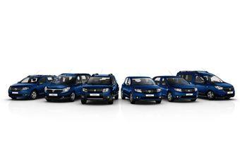 Salon Genève 2015 : série limitée anniversaire pour les Dacia #1