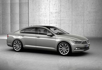 Salon Genève 2015 : la Volkswagen Passat élue voiture de l'année 2015 #1