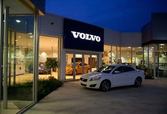 Volvo prend pied aux USA #1