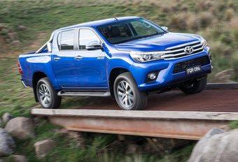 Toyota Hilux : nouvel épisode, plus long #1