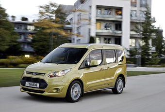 Ford Tourneo Connect krijgt nieuwe diesel #1