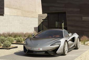 McLaren 540C et 570S : les prix sont connus #1