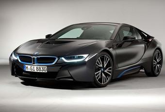BMW i8: bientôt une version plus performante #1