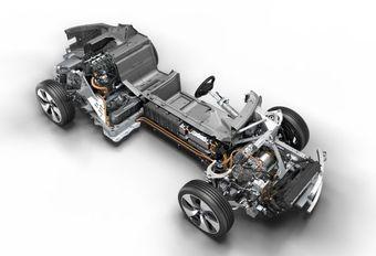Le 1.5 l de la BMW i8 élu moteur de l'année #1