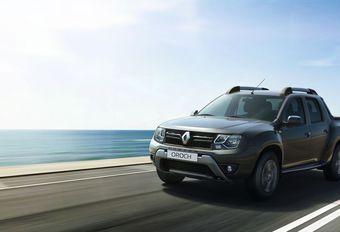 Renault Duster Oroch : pick-up mi-lourd mi-léger #1
