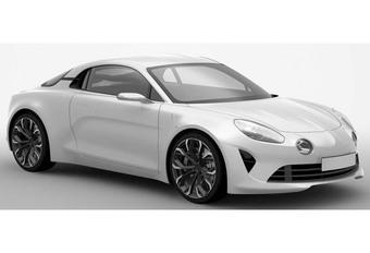 Nieuwe Alpine coupé debuteert op 16 februari 2016 #1